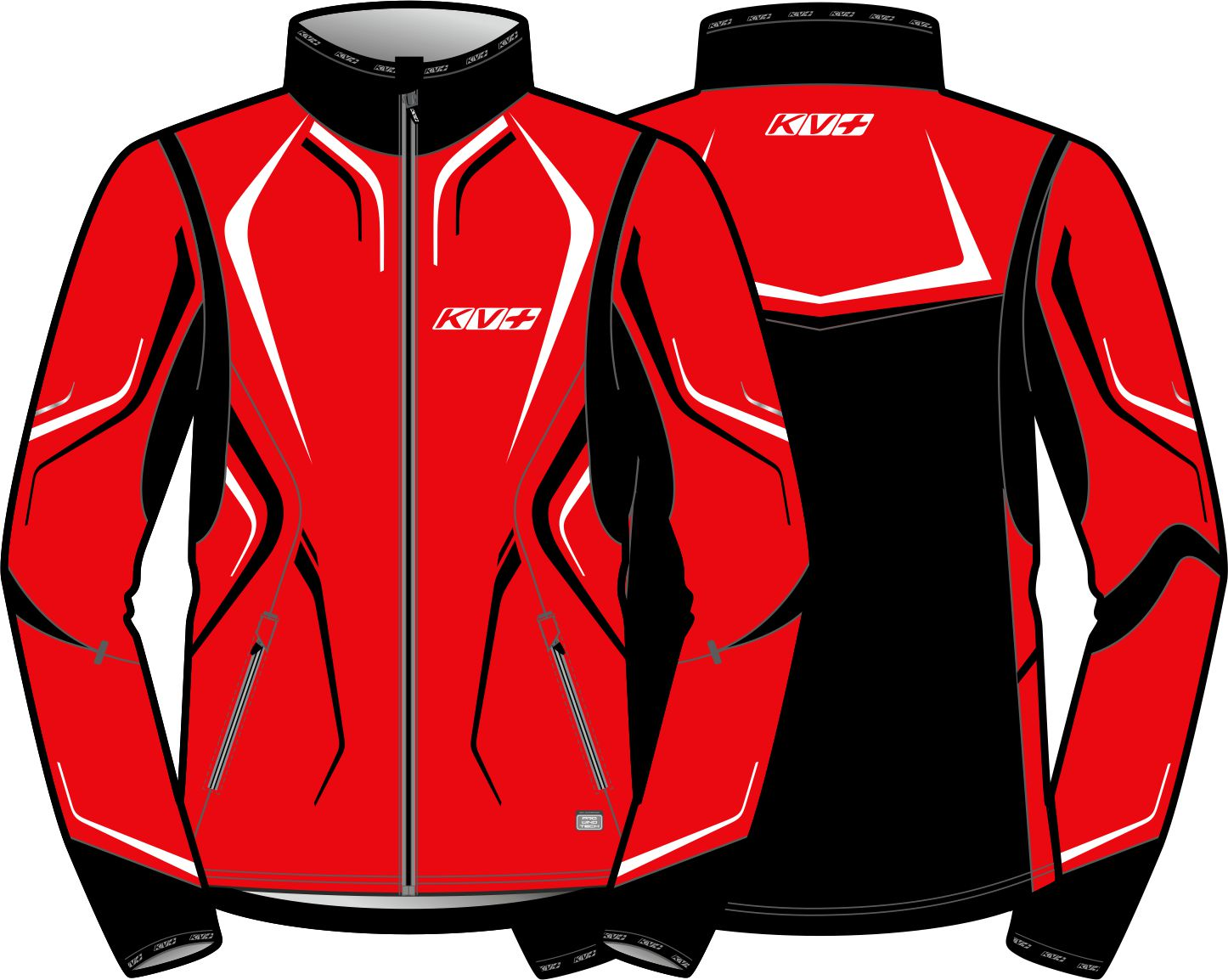 EXCLUSIVE JACKET MAN (red)